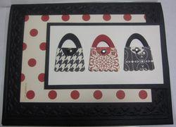 Demo - michelle cupcake purses