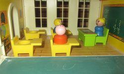 Child - school class