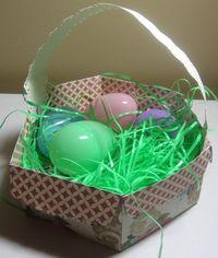 Easter - michelle basket