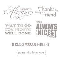 Happy greetings 123313L