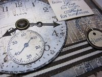 Sense of time - closeup