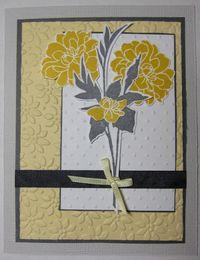 Club - linda fab florets yellow