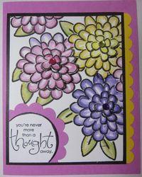 Club - linda flower fest color 3D