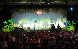 2011 Convention  - GROW green