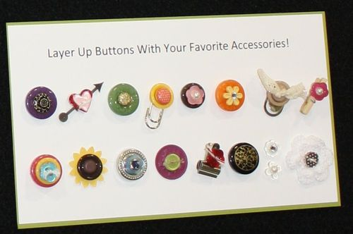 Buttons - layering options