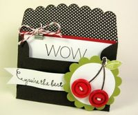 Button cherries