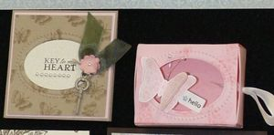 0726 designer frame note and box