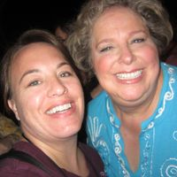 2011 Convention - me & Bonnie Thurber