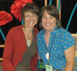 2011 Convention - me & Shelli