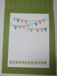 Ellie's birthday card 2011 - inside