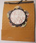 Democ - nicole fall matchbook