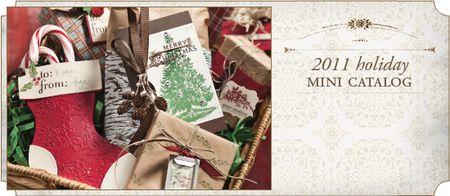 Holiday mini banner CM819B
