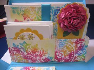 Box - card holder part