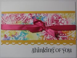 Box -  1 card