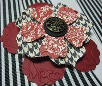 Love letter bookmark close