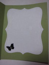 Carmen - butterfly simple open