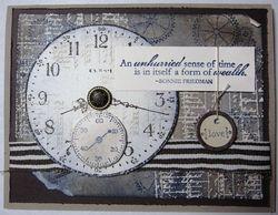 Sense of time - h