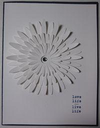 Demo 1 - jodi simple white daisy