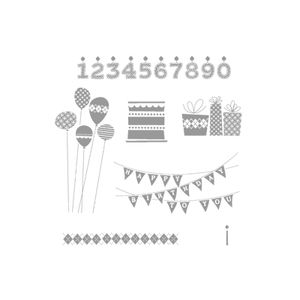 Patterned party 123067L