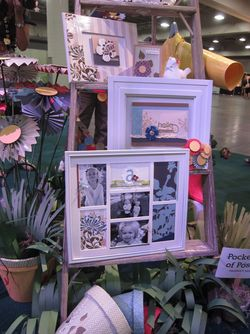 2011 Convention - flowers frames