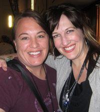 2011 Convention - me & Shannon West