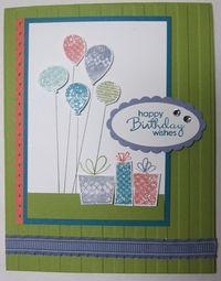 Ellie's birthday card 2011