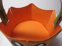 Club  - carmen pumpkin basket inside
