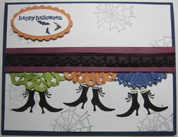 Demo - darla witches feet card