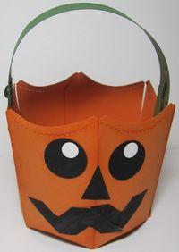 Club  - carmen pumpkin basket