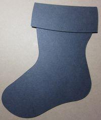 Socks - back