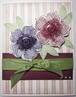 Raining flowers beads - jodi