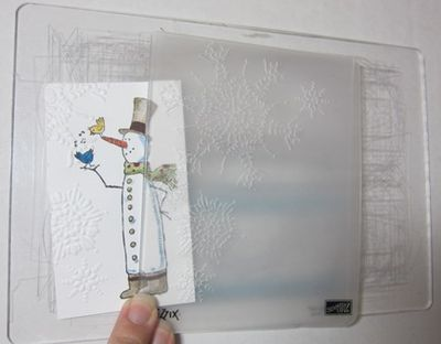 Snow much fun mp embossing 2