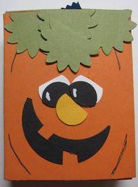 Demo - carmen matchbox pumpkin