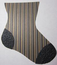 Socks - with heal toe