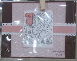 Leadership - packed baby onesie