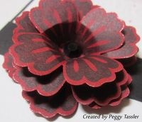 Club - peggy mixed bunch rose 2