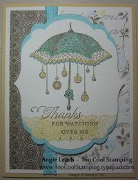 Attic boutique umbrella