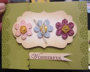 Bb kit 12 - triple flower wonderful