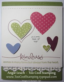 Kindness hearts v