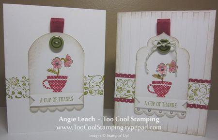Tea shoppe - two cool