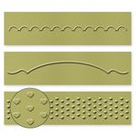 Adorning accents embossing125601L