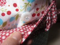 Goodies - tote buttons