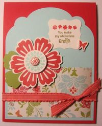 Fancy framelit card 1