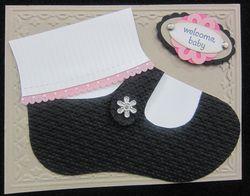 1 unique - stocking die mary jane