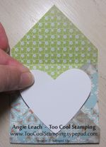 Envelopes - small heart