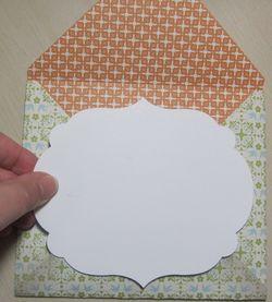 Envelopes - large label