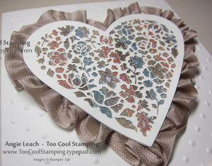Dc - well worn glitter heart 2