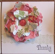 Sab thanks flowers card 1
