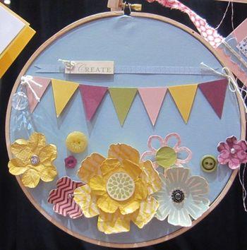 Bb kit 19.5- embroidery hoop