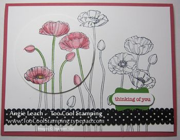 Demo - darla poppies thinking of you